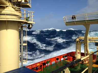 The Drake Passage (Credit: Bruce Felix)